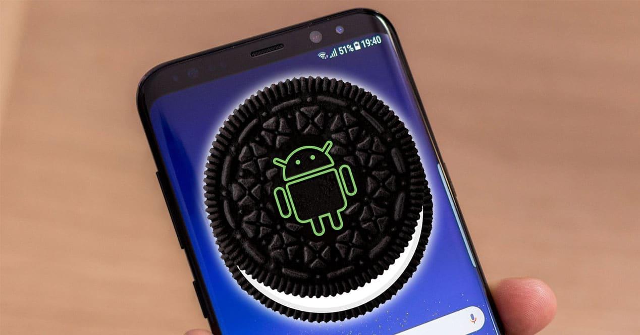 samsung galaxy s8 android oreo fuite