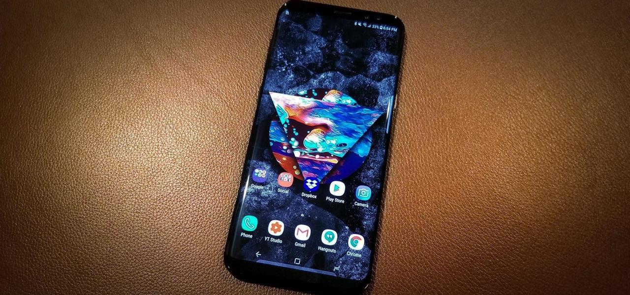 samsung galaxy S8 android oreo janvier 2018