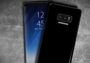 galaxy note 9 design concept