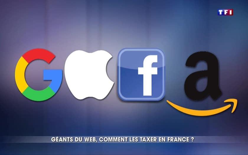 google apple facebook amazon france
