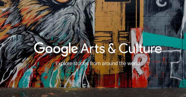 google arts culture raciste