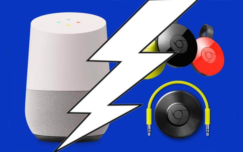 google home chromecast crash