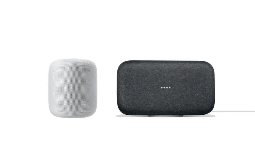 homepod google home max