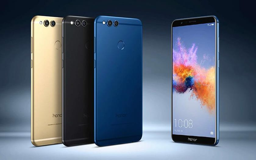 ODR honor 7x