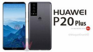 huawei p20 plus concept waqar khan