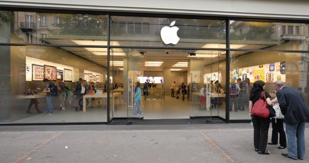 iphone batterie surchauffe apple store