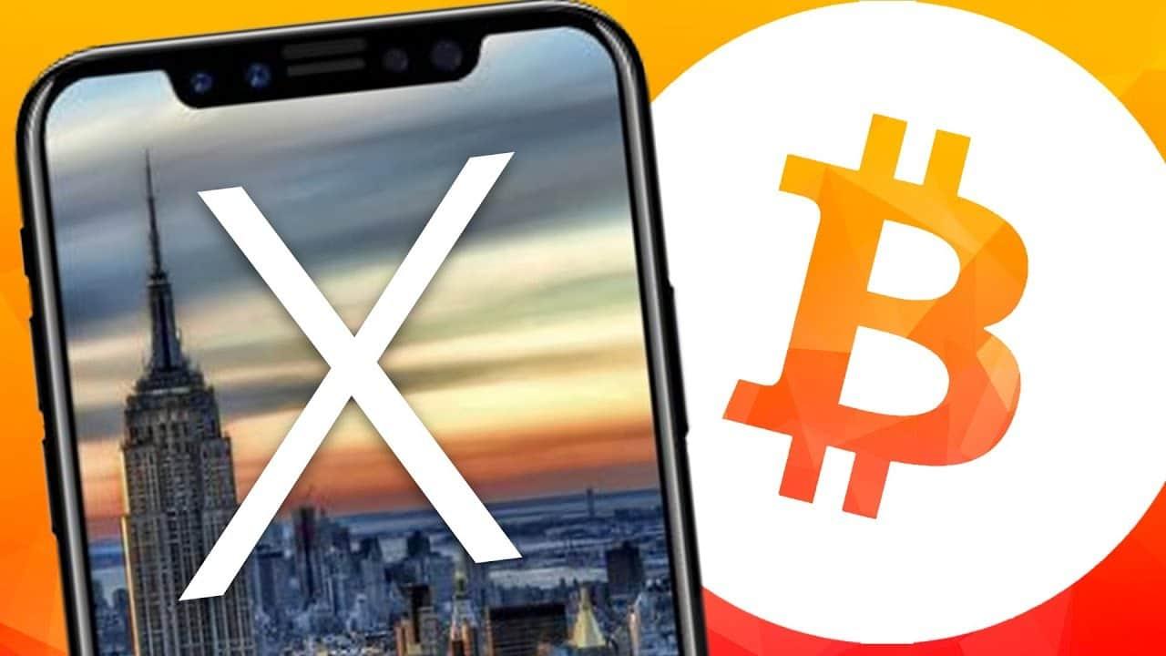 iphone bitcoin tsmc baisse ventes
