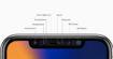 iPhone X : comment Apple compte réduire la taille de l'encoche du Face ID