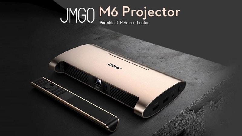 jmgo m6 projecteur
