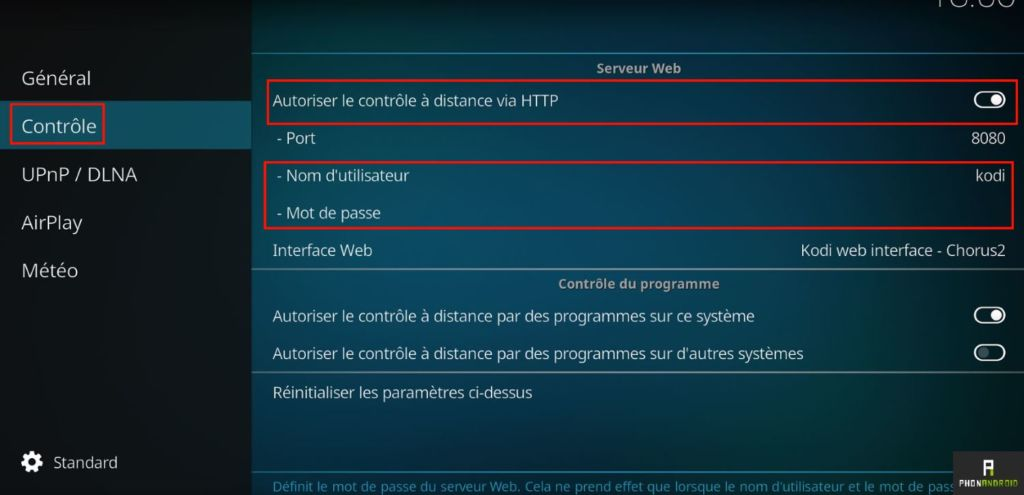 kodi faille espion