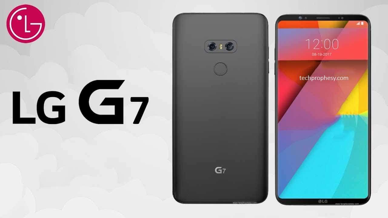 lg g7 sortira pas