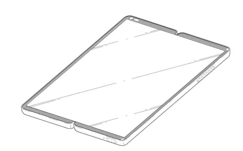 lg smartphone pliable tablette