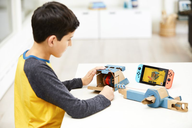 nintendo lab multi kit
