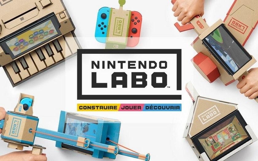 Nintendo LABO revolution
