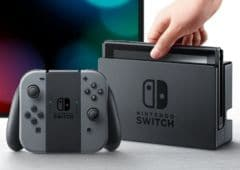 nintendo switch 1 million vente france ps4 wii