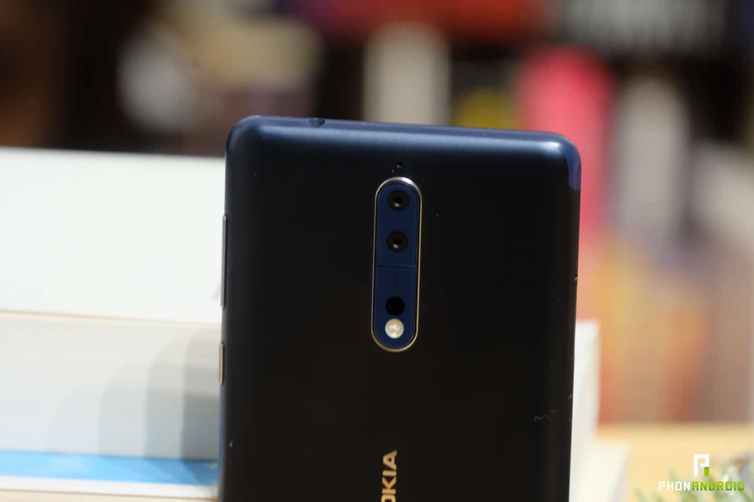 nokia 8 bothie appareil photo