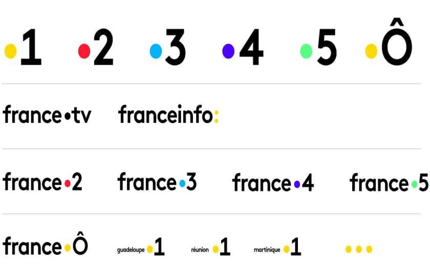 nouveaux logos france tv