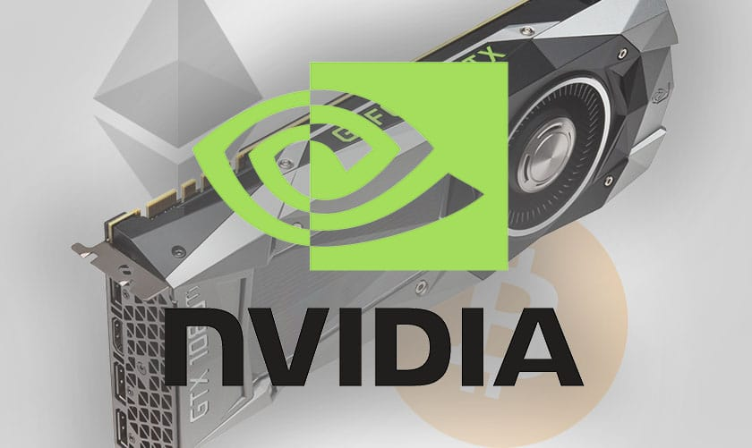 nvidia minage ethereum bitcoin