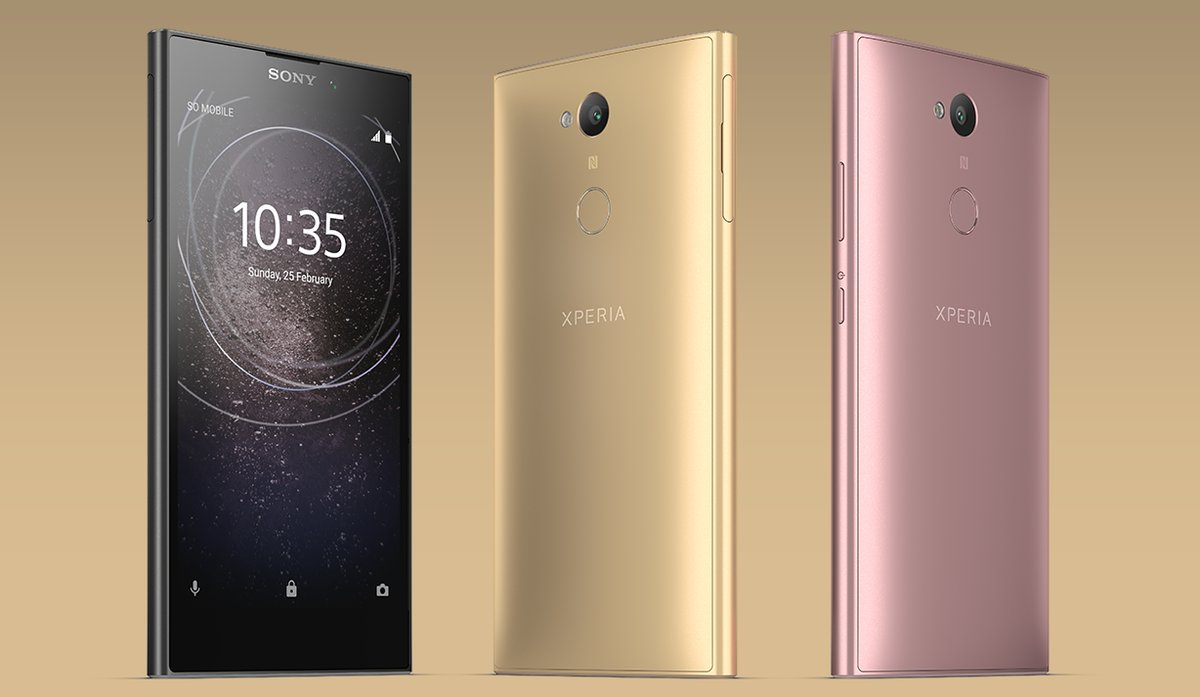 sony xperia rose or