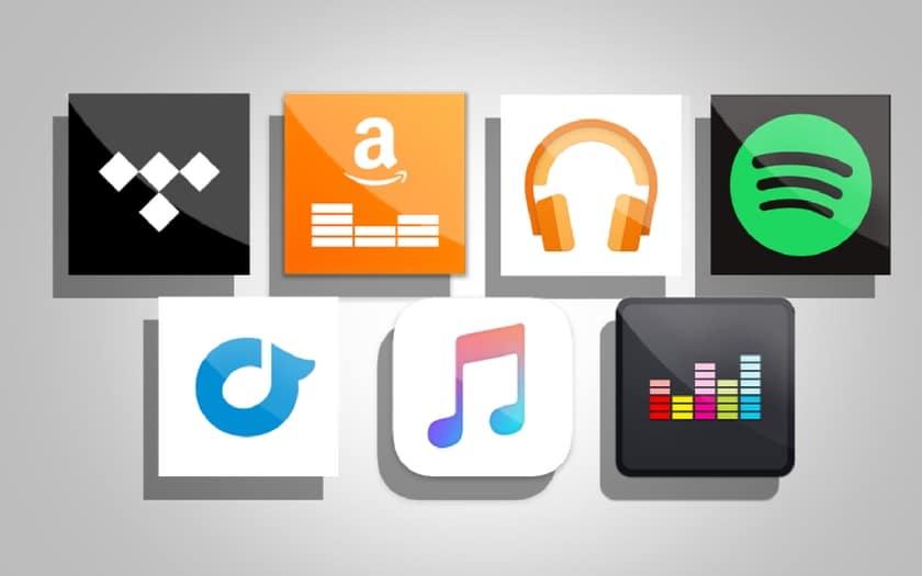 Spotify, iTunes, Deezer - Streaming musical
