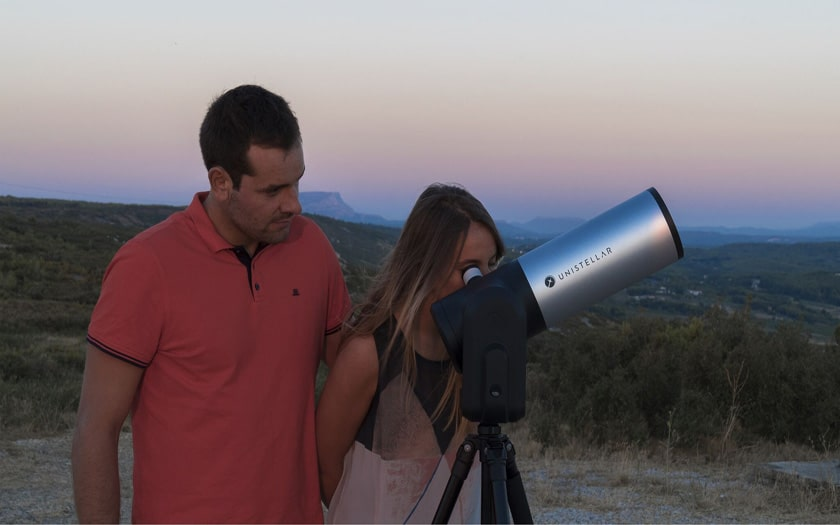 telescope unistellar