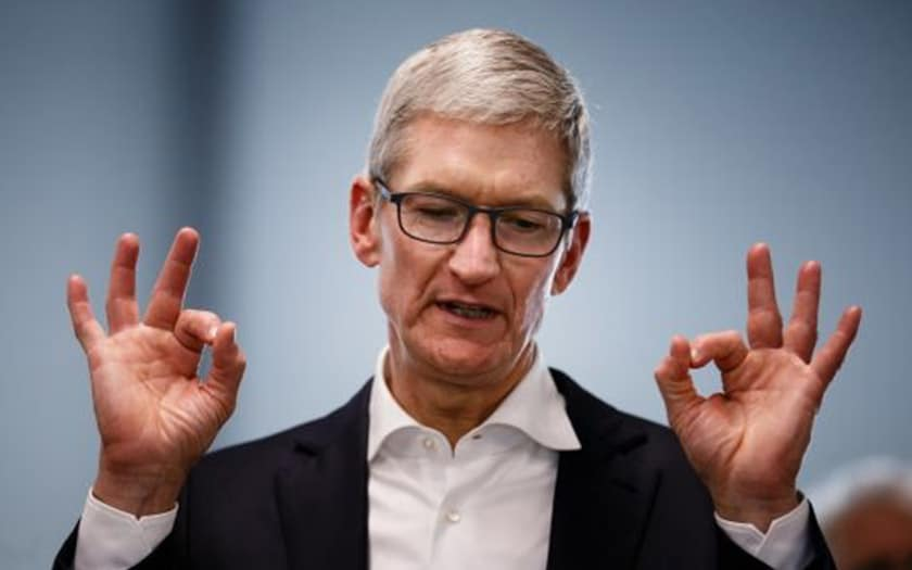Tim cook transparence