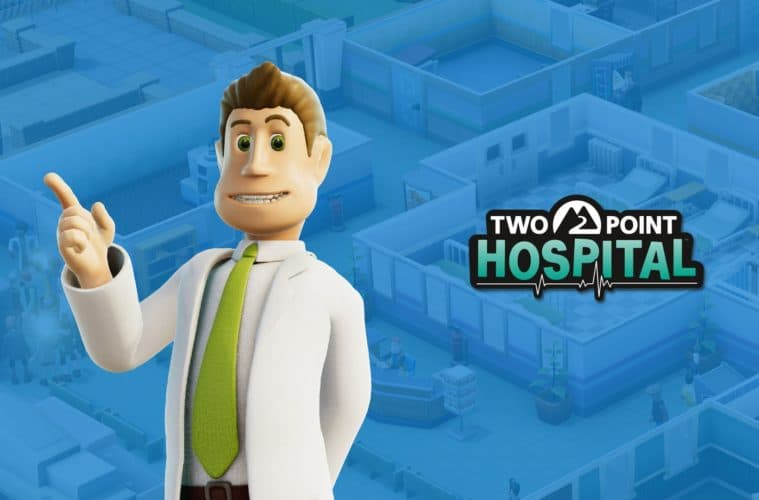 two point hospital theme hospital
