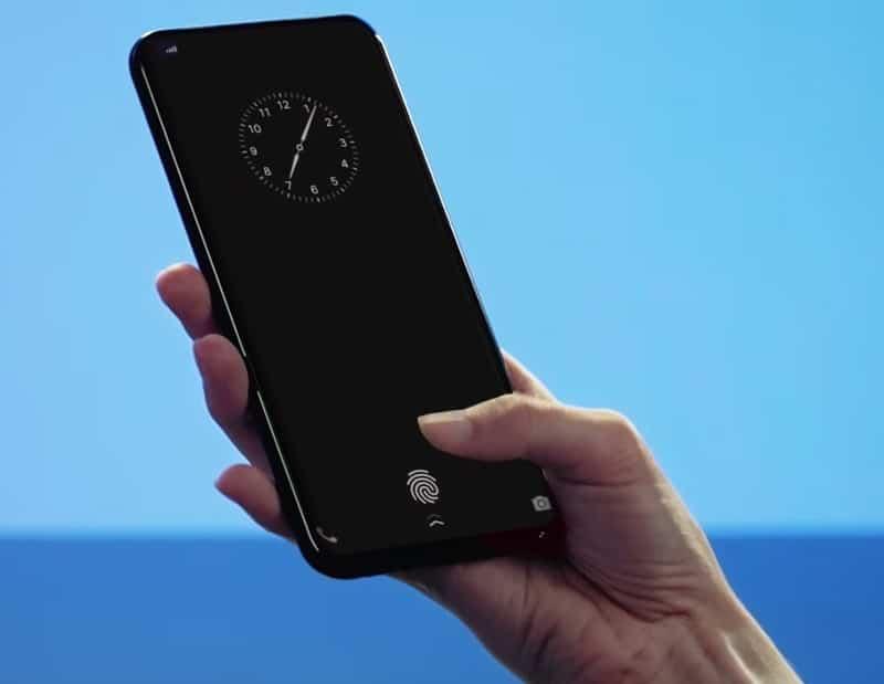 Ces 2018 vivo d voile le premier smartphone avec lecteur for Ecran photo 2018