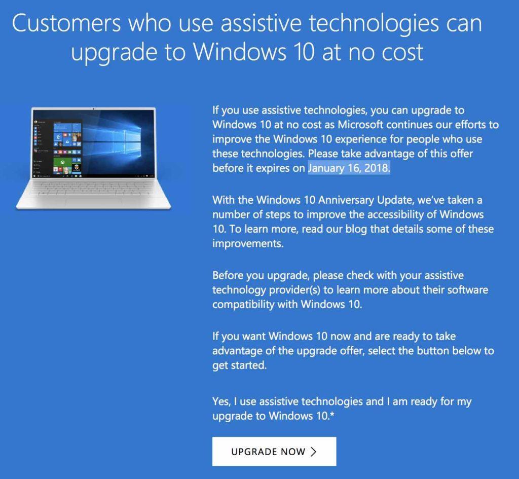 windows 10 assistance