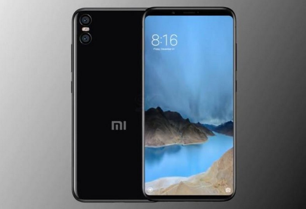 xiaomi mi 7 presentation officielle mwc 2018