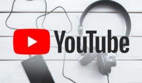 youtube video ecran eteint