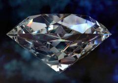 diamant écran smartphone