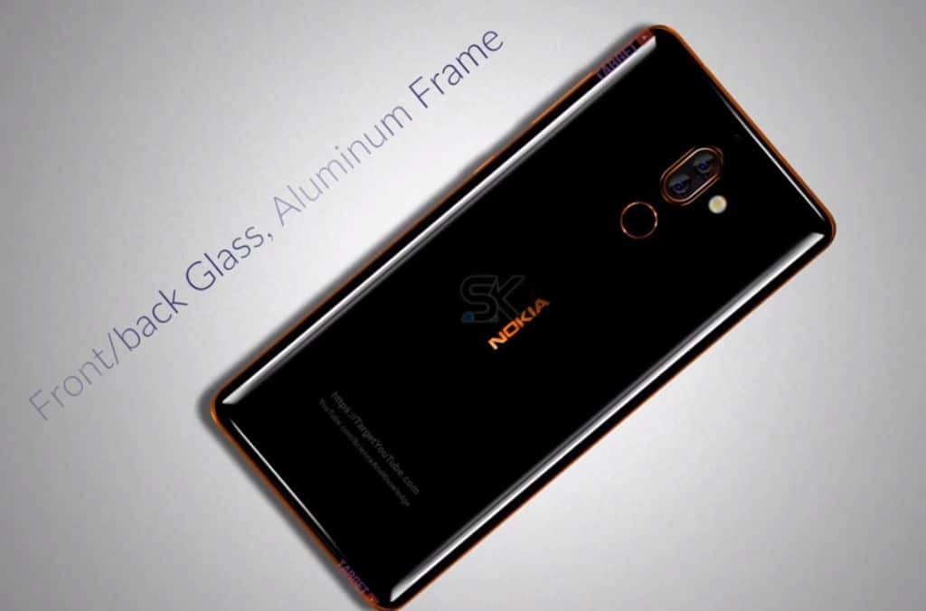 Nokia 7 Plus design concept video