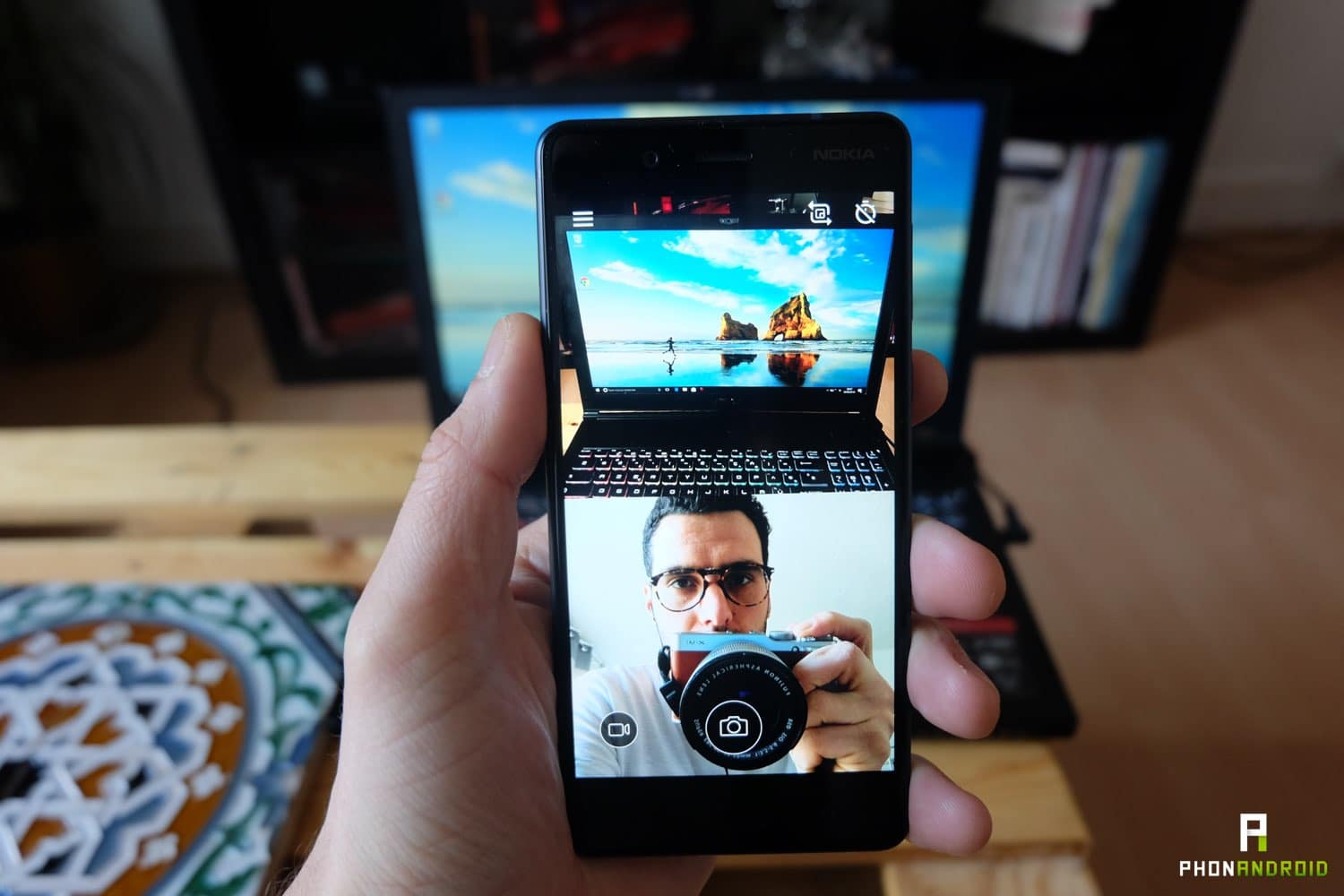 test nokia 8 bothie