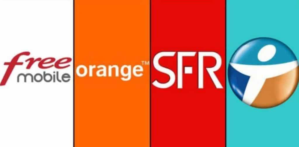 Orange Free SFR Bouygues litiges