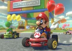 Switch Mario Kart