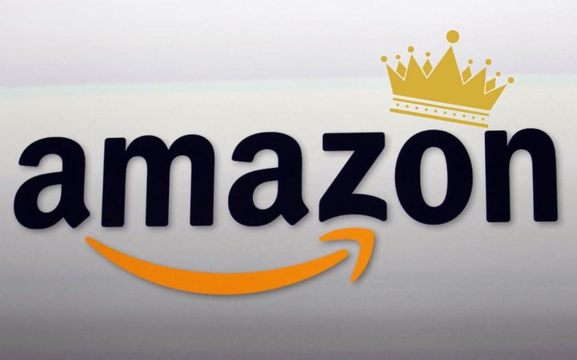 Reprise du titre en vue après les trimestriels — Amazon