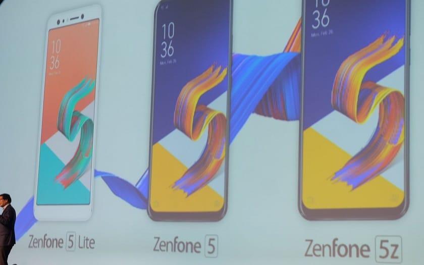 Asus Zenfone 5 Série