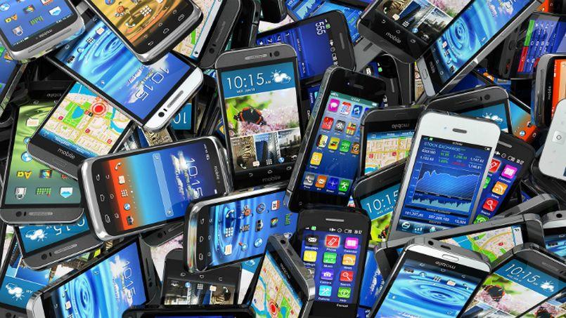 baisse ventes smartphones 2017