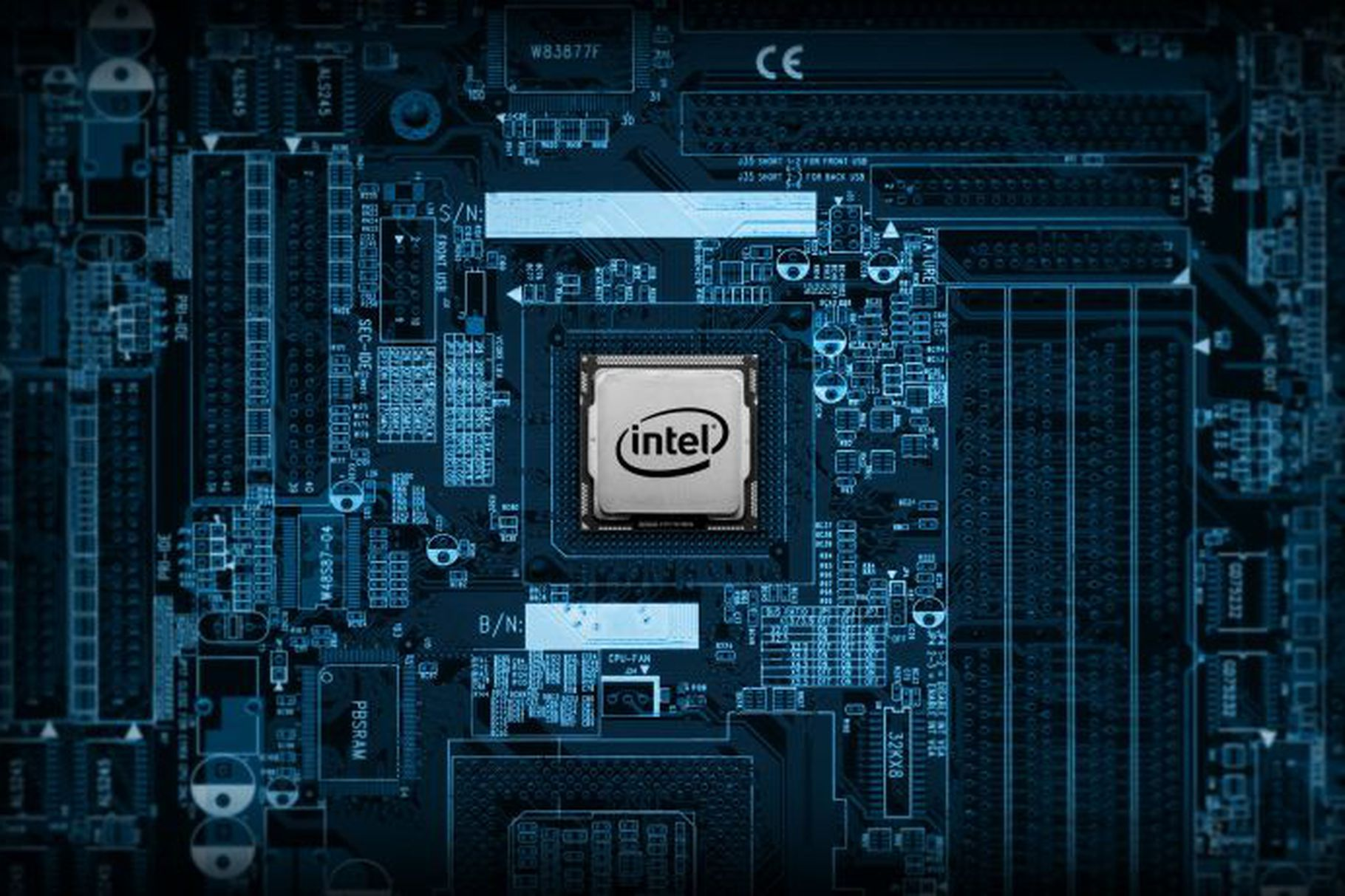 intel ordinateur quantique silicium
