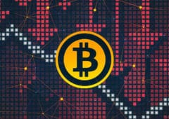 bitcoin chute cours