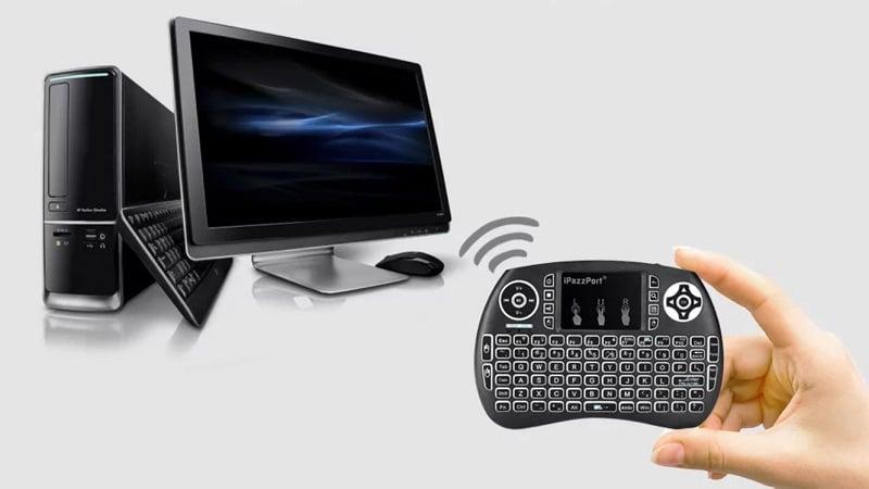 clavier ipazzport