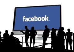 facebook fil actualité 3D
