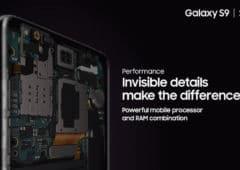 galaxy s9 benchmark
