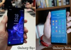 galaxy s9 plus vs galaxy note 8