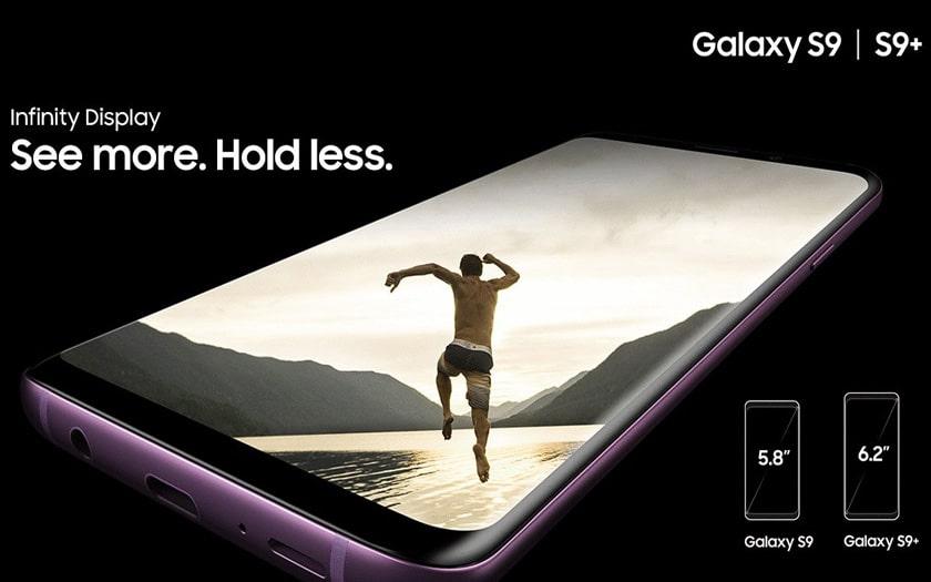 Acheter le Samsung Galaxy S9 au meilleur prix