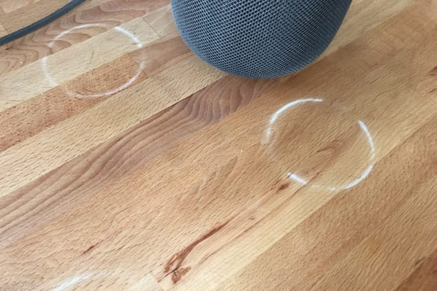 homepod traces