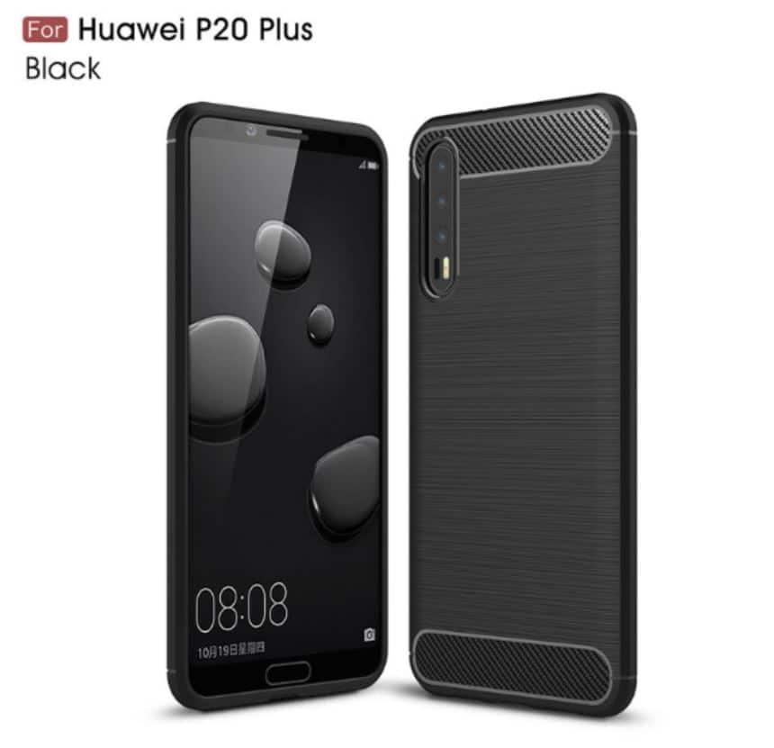 huawei p20 design rendus