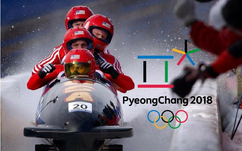 Jeux Olympiques hivers 2018
