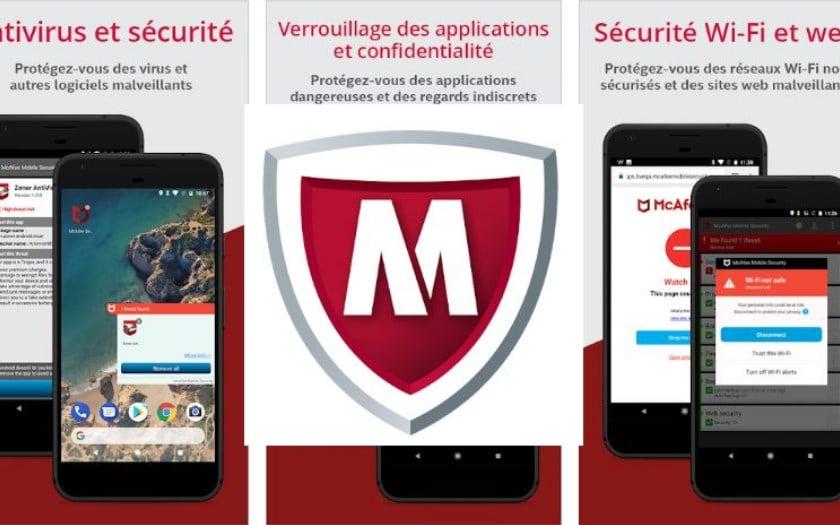 macaffe antivirus android